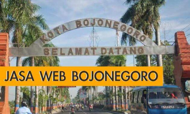 Jasa Web Bojonegoro